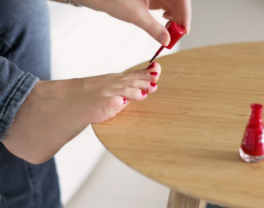 Pedicure – zadbaj oswoje stopy!