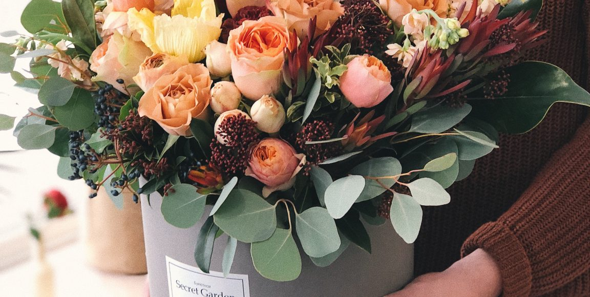 Kwiaty wyrażą więcej niż tysiąc słów
