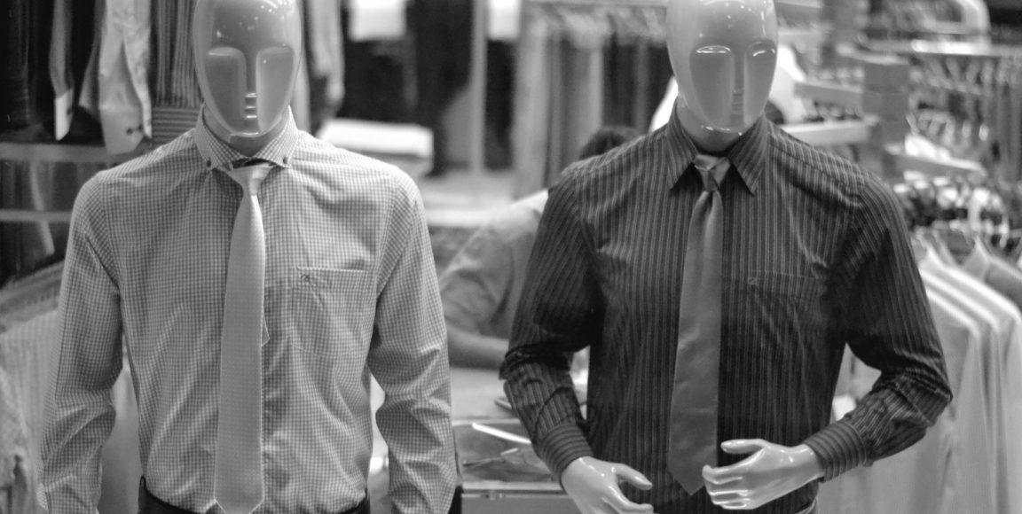 Manekiny sklepowe męskie – kiedy warto naniepostawić?